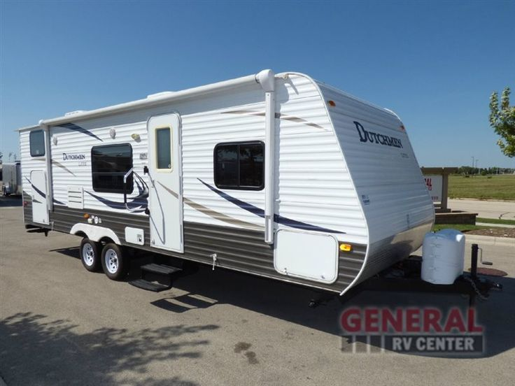 Used Travel Trailers Bunkhouse General Rv Autos Post