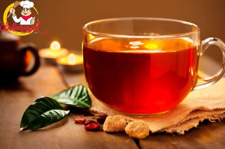 Resep Hidangan Teh Herbal Teh Hangat Nikmat,  Mamfaat Minum Teh Tanpa Gula, Club Masak