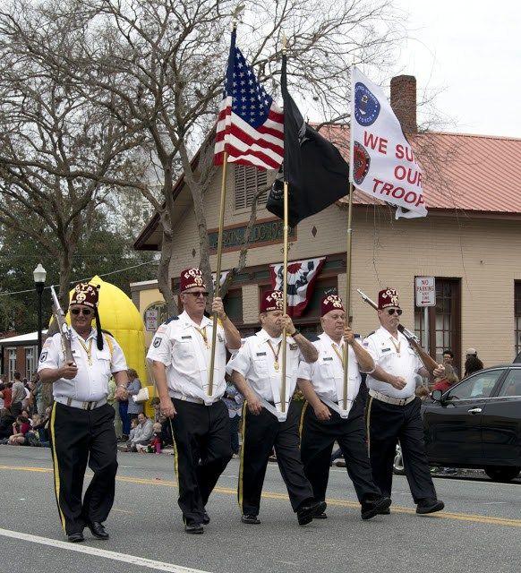 Pasco County Fair Parade in Dade City, Florida 2016 | A Travel for Taste