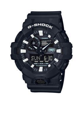 G-Shock Men's Men's G-Shock Limited Edition Eric Haze Watch - Black - One Size