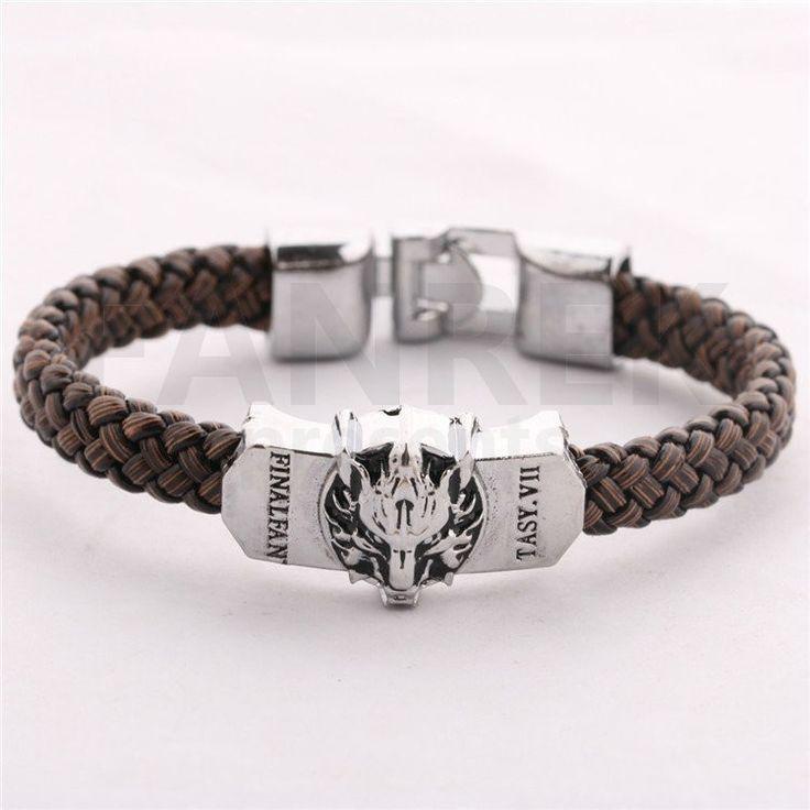 Final Fantasy Charming Bracelet Wristbands