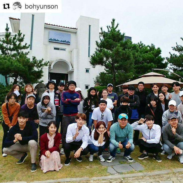 "535 Likes, 5 Comments - SungHoon&Roiii성훈서포트成勋ソンフン (@sunghoon1983_support) on Instagram: ""#SUNGHOON #LEEPANDO #KimSoEun Diector #KimJeongkwon with production team new movie Group photo…"""