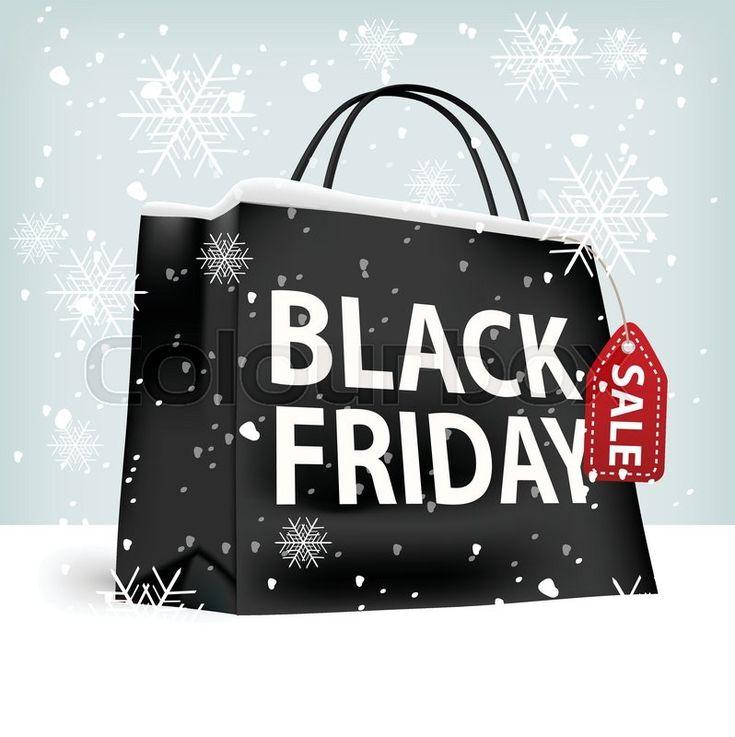 Black Friday banner. Black Friday sale.