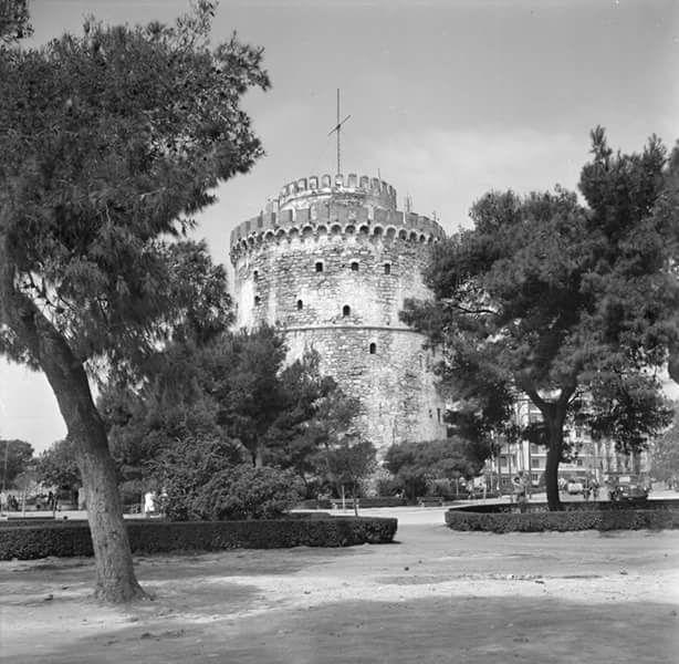 Λευκός Πύργος φωτ.Schroder Walter 1950-70