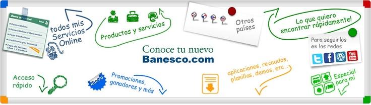 ..:: Banesco - Banco Universal ::..
