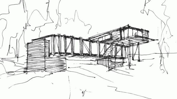 Casa Puente / Aranguiz-Bunster Arquitectos