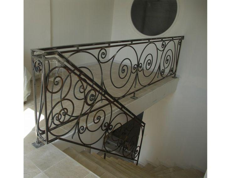 les 78 meilleures images du tableau fer forg sur pinterest fer forg escaliers et architecture. Black Bedroom Furniture Sets. Home Design Ideas