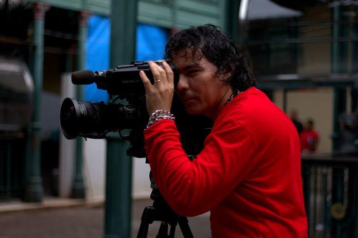 Blog do Filme Namoro Adolescente: Luxã Nautilho, Diretor do filme Namoro Adolescente...