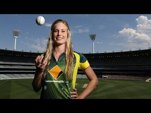 top ten most beautiful handsome and hottest women cricketers in the world   subscribe :  https://www.youtube.com/channel/UCDrKwuwI0g22eALhB2deUAw?sub_confirmation=1   list of top 10  beautiful and handsome female cricketers in the world  #10. Ellyse Perry  Ellyse Alexandra Perry (born 3 November 1990) is a sportswoman from Australia. She is a hot and pretty woman who debuted for both the Australian cricket and football teams when she was of 16. Ellyse firstly played international cricket in…