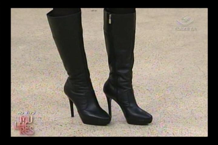 Desfile Pontal Calçados - Programa Mulheres - 19/07