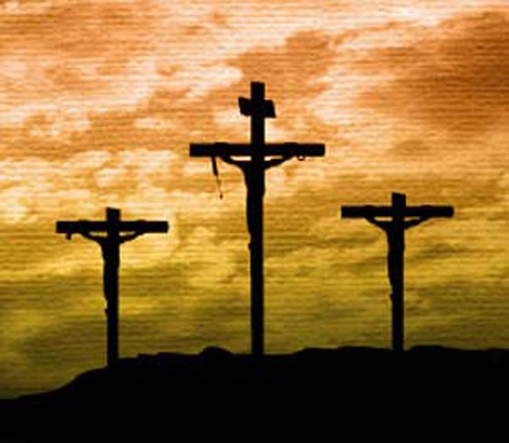 Good Friday...the day Jesus paid it all! I can stand in His presence because He stood in my place!