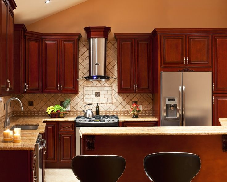 Kitchen Design Dark Cabinets Part 63