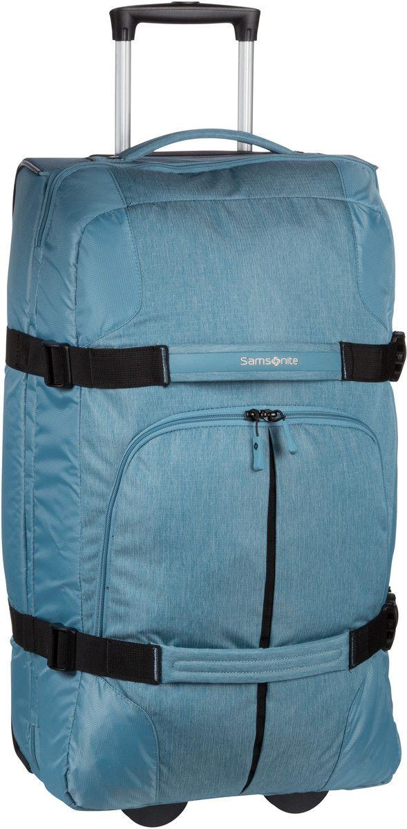 Taschenkaufhaus Samsonite Rewind Wheeled Duffle 68 Ice Blue - Trolley + Koffer: Category: Taschen & Koffer > Trolley und Koffer…%#Taschen%