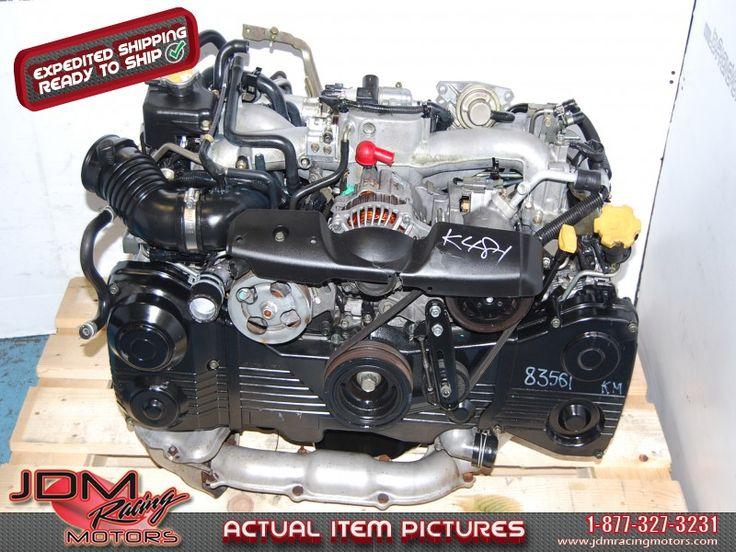 JDM Subaru WRX 2002-2005 EJ205 Turbo Engine 2.0L DOHC Quad Cam AVCS Motor.  eBay # 371220455404  Find this item on our website: http://www.jdmracingmotors.com/engine_details/1803  Tags: #JDM, #Subaru, #WRX, #STi, #EJ205, #Engine, #Used, #Swap, #EJ, #Quad, #Cam, #DOHC, #Motor, #Turbo, #Impreza, #2.0L, #2002, #2003, #2004, #2005