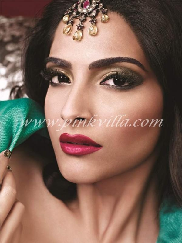 Sonam Kapoor for the new LOreal Cannes Collection   PINKVILLA