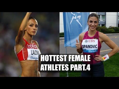 Beautiful and Sexy Women in Sports ● Hottest Female Athletes Part.4 - YouTube