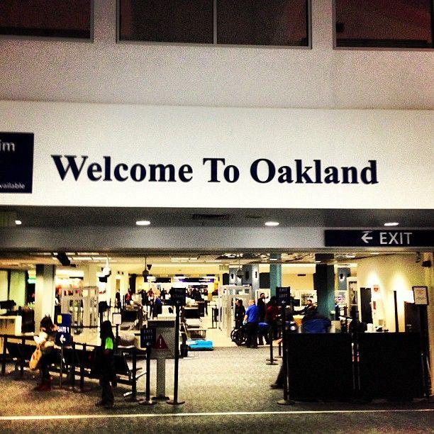 Oakland International Airport (OAK) in Oakland, CA