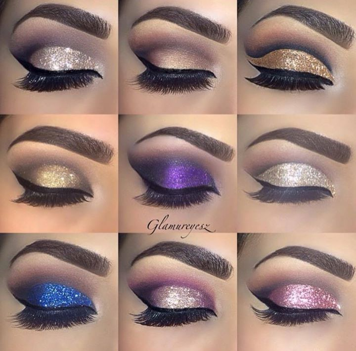 All of these looks are gorgeous