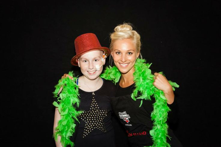 Crew from Shortland Street visited our families for a night of laughter and fun! :)