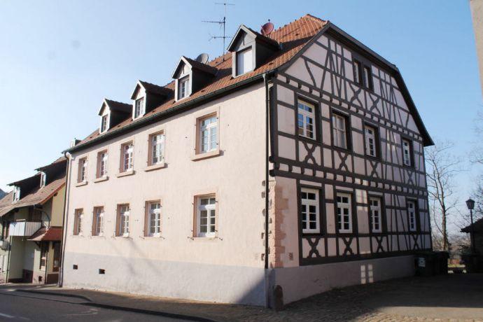 Mahlberg (bei Ettenheim / Lahr), Wohnung 59qm, 78.000€