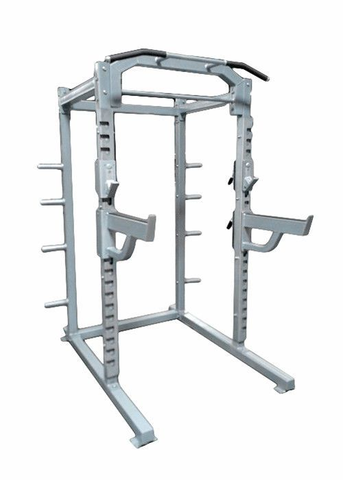 Muscle D Deluxe Half Rack #MuscleD