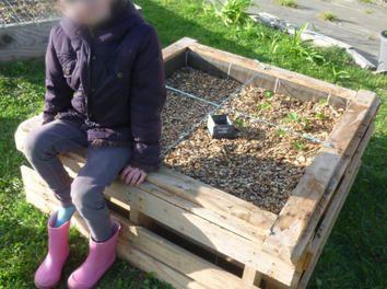 Mini-jardin pour 3€ Instructions de montage...