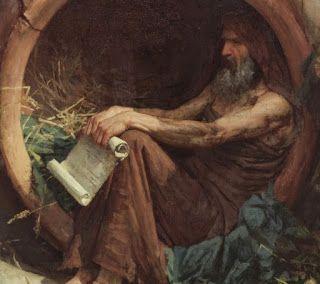Η ΑΠΟΚΑΛΥΨΗ ΤΟΥ ΕΝΑΤΟΥ ΚΥΜΑΤΟΣ: Ο Διογένης και ἡ Κόπρος τοῦ Αὐγείου