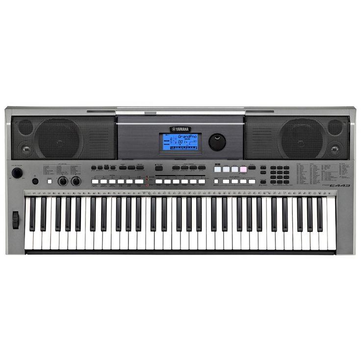 Teclado Yamaha PSR-E433 Worldwide shipping #Music