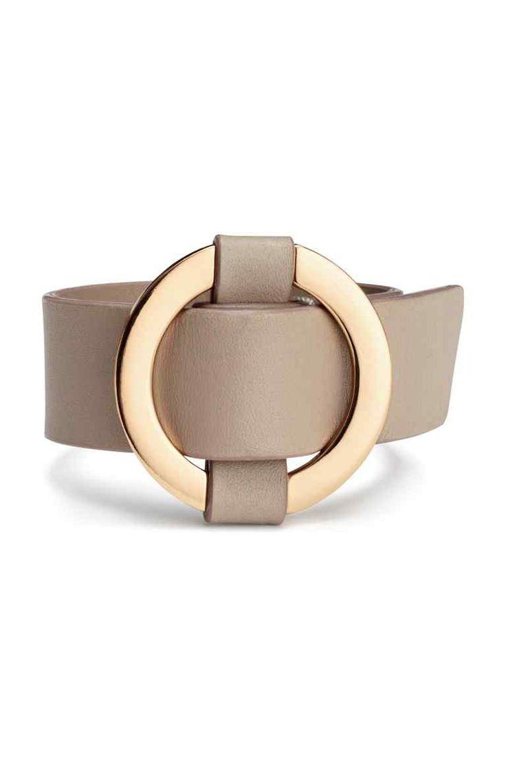 Armband mit Metallring - Beige - DAMEN | H&M CH 1