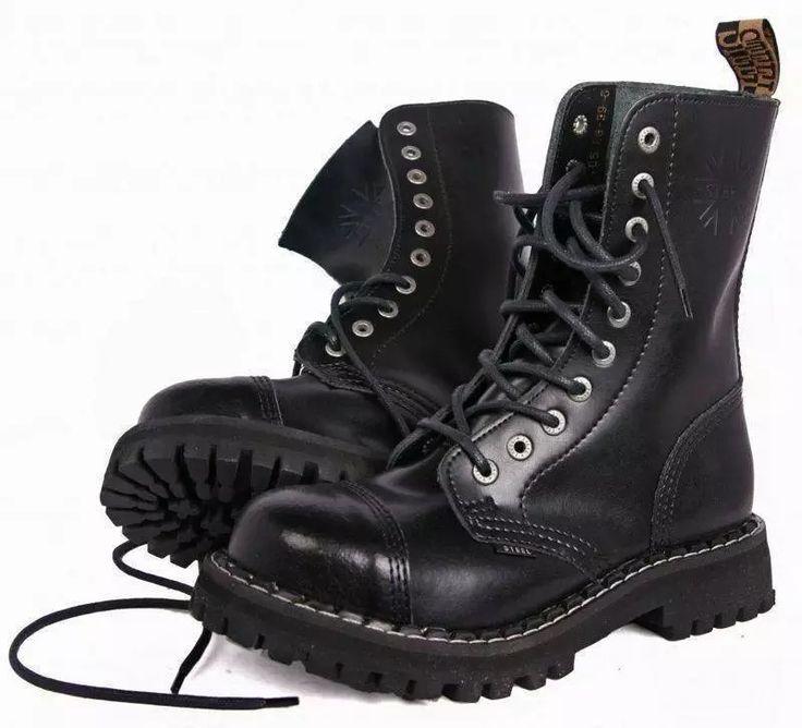 Glany - buty nie tylko dla metali. http://manmax.pl/glany-buty-dla-metali/