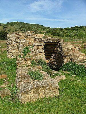 neroargento- pozzi e fonti sacre- Funtana Coberta Ballao, Nuragic Age, Sardinia
