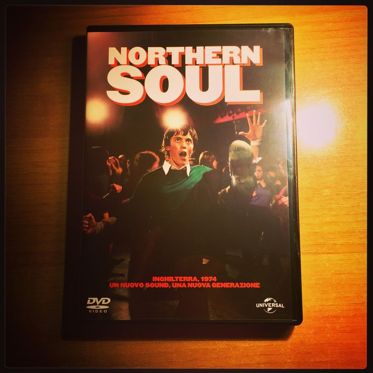 NORTHERN SOUL Elaine Constantine 2014 Universal Questa sera, anche se un po in ritardo, guarderò NORTHERN SOUL, un film basato sul movimento che vide l'invasione del soul americano nelle sale da ballo UK verso la metà degli anni '70.