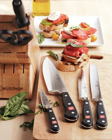 Wüsthof Classic 7-Piece Knife Block Set | Williams-Sonoma