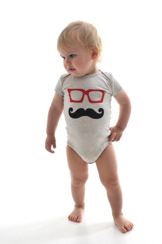 Rock Your Baby Gentlemen bodysuit www.rockyourbaby.com