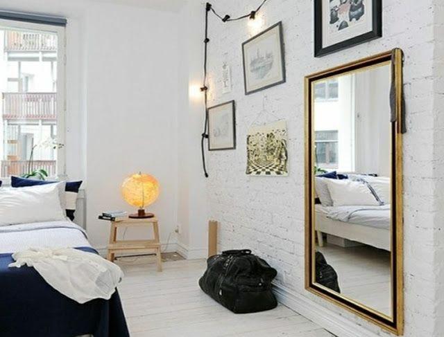 Combinação de estilo escandinavo com boémio ~ Decoração e Ideias - casa e jardim