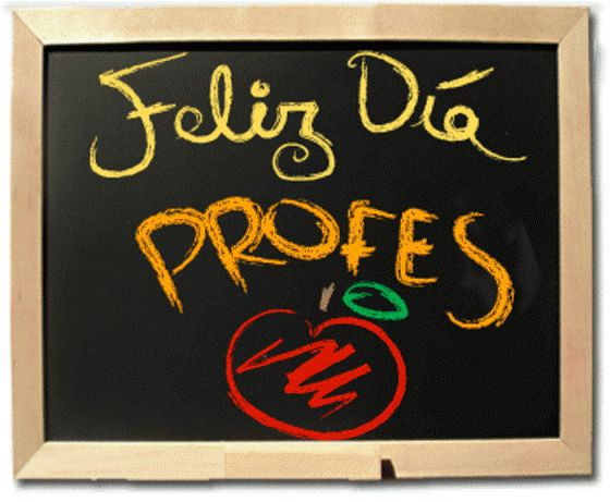 DiadelMaestro[1] Gracias FELIS DIA para todos y todas las y los profeores y profesoras del colegio INCLAN