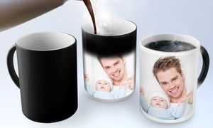 Groupon - Custom Photo Mugs and Magic Photo Mugs from $ 5 by PrinterPix (Up to 80% Off). Groupon deal price: $5