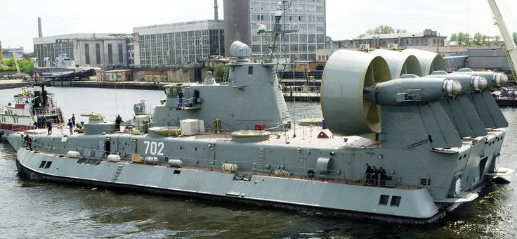 Zubr class lcac for Military landing craft for sale