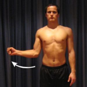 Shoulder Stretches - External Rotation