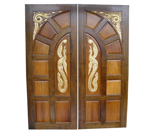 This Is Ash Solid Wood Main Double Door. Code Is Product Of Doors    Inported Ash Wood Latest Design   Solid Wood Doors That Are Available In  Various ...