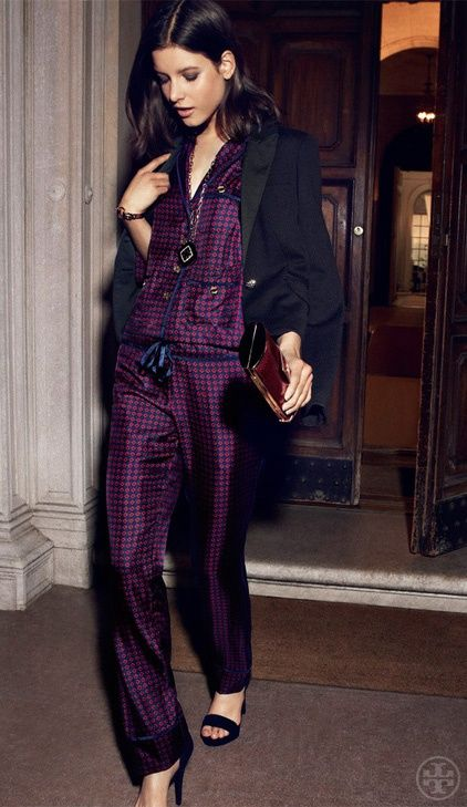 {I adore this chic Tory Burch look from a few seasons ago.} There are certain style staples that...