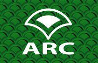 """ARC"" Logo for Active Roll Control (ARC) Technology Face Putters - MacGregor Golf - Golfsmith - designed by Brandon Ortwein / Golfsmith International - 2010"
