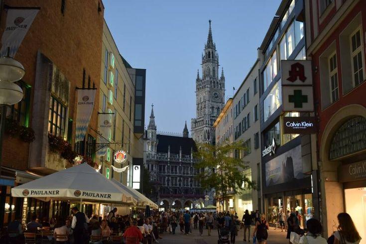 Германия. Мюнхен: интересные места, не дорогое жильё, общее впечатление_13