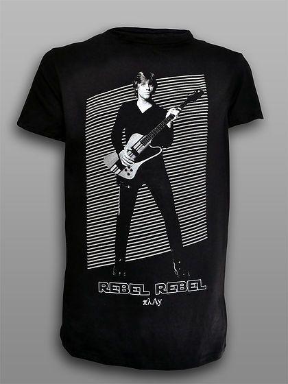 Rebel Luke Combed Cotton Silk Screen Printed Tee  #πλAy #starwars #tee #tshirt #rebel #rebelrebel #jedi #luke #skywalker #rock #bassplayer #rocking #galaxy #rock #fashion #oldskool #jedi #t-shirt #markhamill