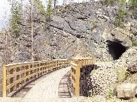 Myra Canyon Park