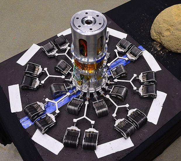 Best 25+ Robot gripper ideas on Pinterest | Arduino robot ...