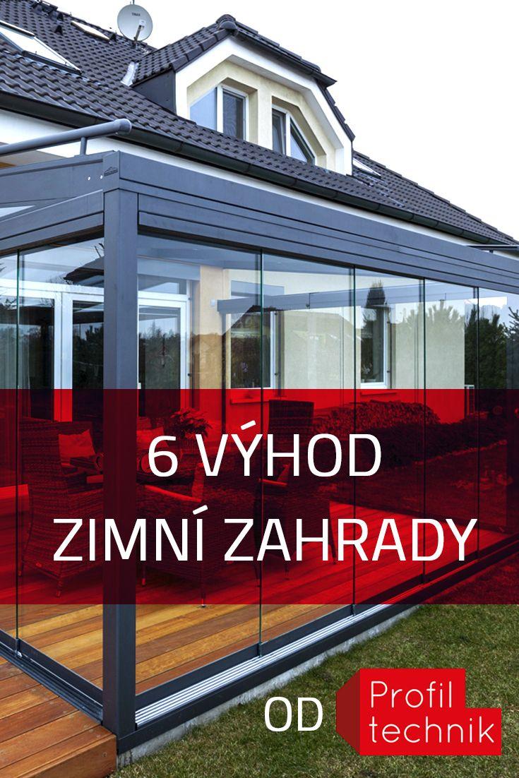 Proč si nechat navrhnout zimní zahradu nebo terasu od Profiltechnik? Důvodů je dost.  #(zimní zahrada, terasa, zahrada, domov, přístavba, zhotovení, zastřešení)