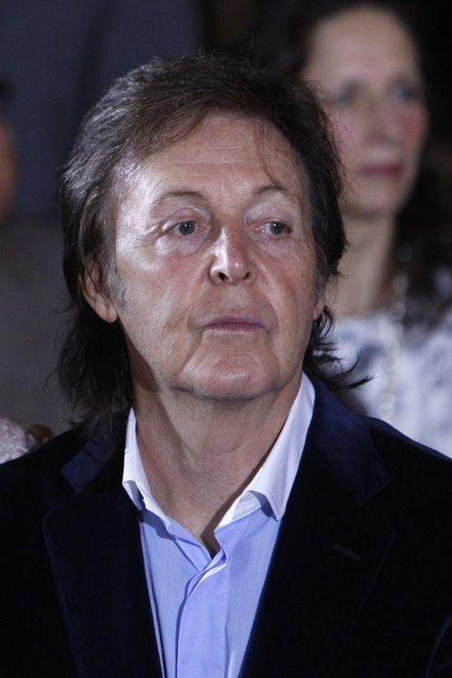 recent photo of Paul