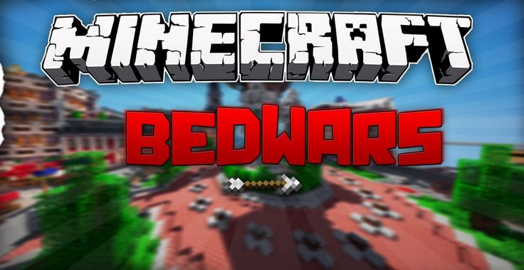 Mini game Bed wars#1(Бедварс)minecraft1.5.2+ip