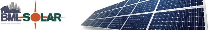 Bruce Mechanical distributes and installs solar panels in Ottawa area at a very competitive price.